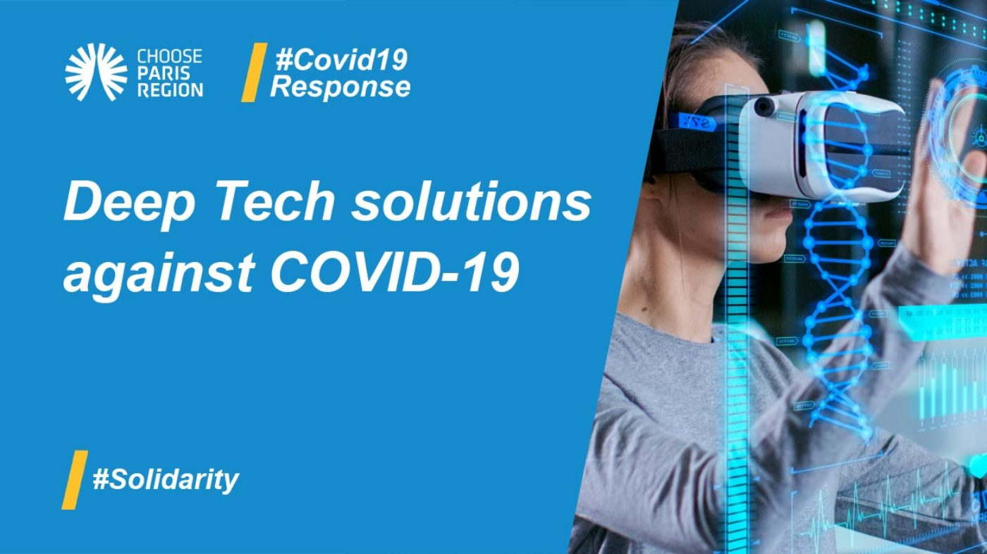 Deep Tech Solutions Against COVID-19