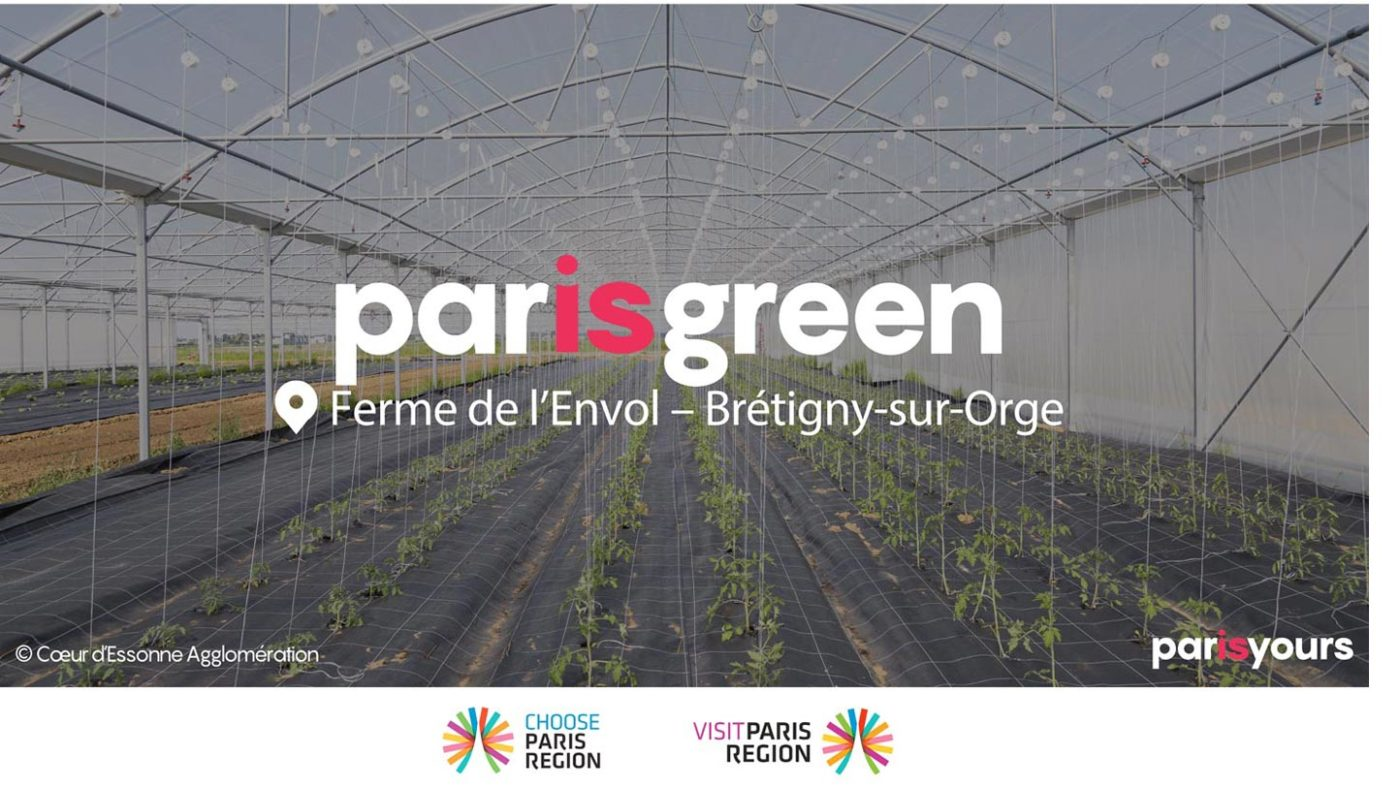 Driving   Smart   Sustainable growth in Paris Region