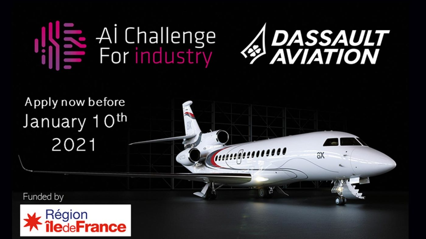 Paris Region AI Challenge for Industry 2020