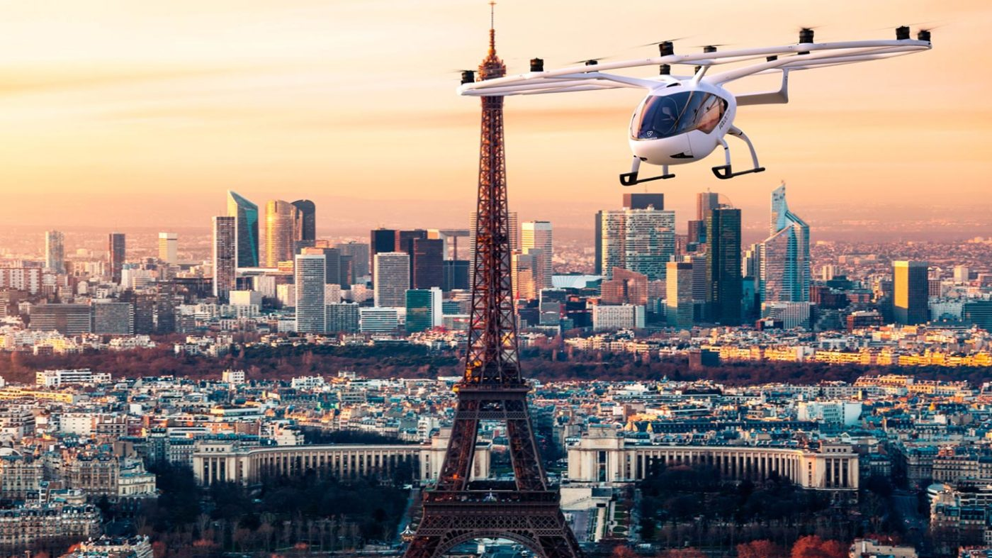 Paris Region: on the road to becoming a leader in Urban Air Mobility
