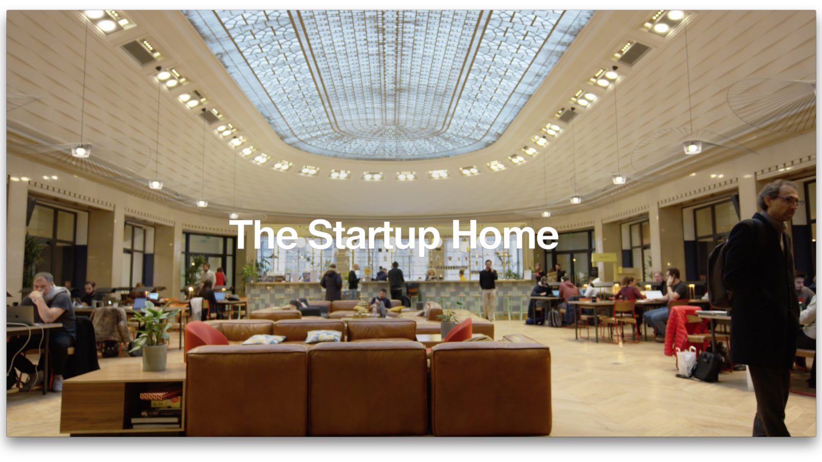 Welcome Home  Startups