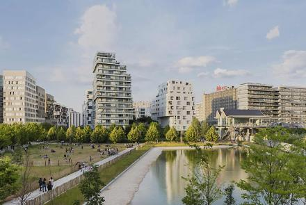 Construction & Smart Building - Choose Paris Region